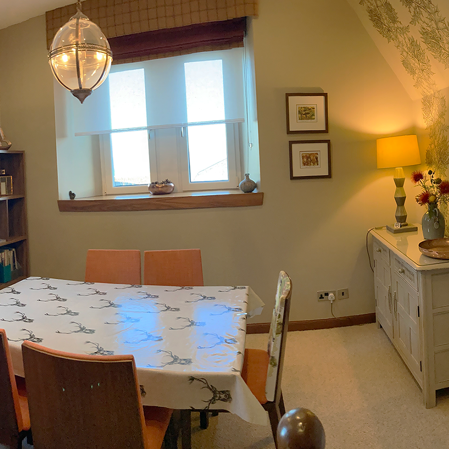 Inchview dining room